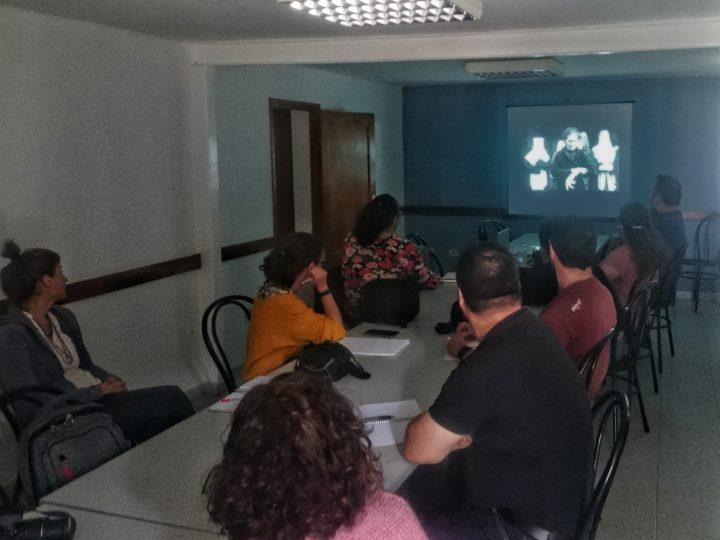 Conmemoración Dia Internacional de La Mujer en la Escuela de Fotografía de Breña Baja