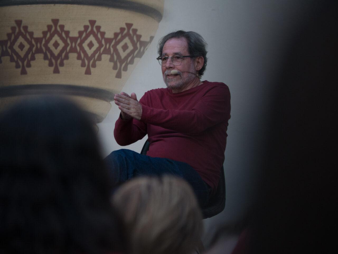 szinetar en el hispanoamericano de escritores 2019