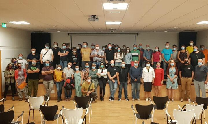 Encuentro sector cultural La Palma