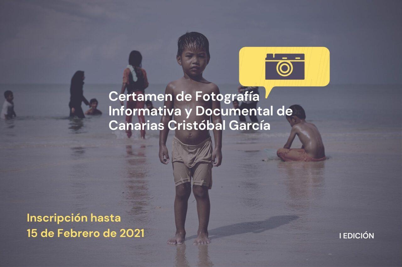 I Edicion Certamen de Fotografia Informativa y Documental de Canarias
